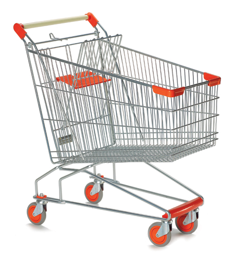 Carrelli spesa usati prezzi